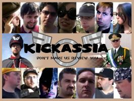 Kickassia wallpaper by HappyTimidFox