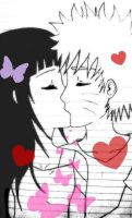 NaruHina- love kiss by jOgArI-1030