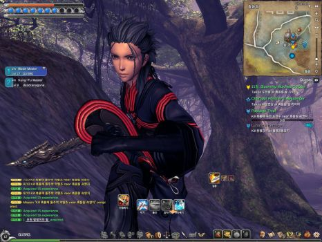 Blade and Soul Screenshot by GUSRG