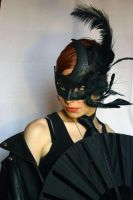 Black Masquerade 5 by StockEffect