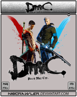 DMC Icon v2 by Ni8crawler