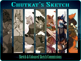 Commissions We by chutkat