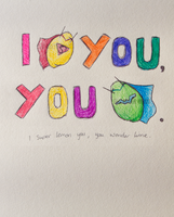 I lemon you Lime. by buttercupliffy