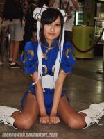 ACG HK 2012 - Street Fighter 2 - Chun Li by leekenwah