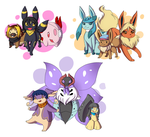 pokemon mystery dungeon- Explorers of pokesona! by Quarbie