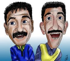 The chuckle Brothers by JbobW