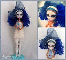 Dita - MH Cleo Custom by limbiclullaby