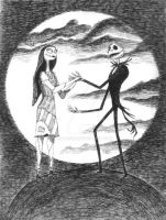 Jack and Sally by 197DMG2
