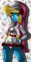 Smurfette Poses 47 by XJKenny