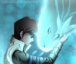 Three Thousands Years - Kaiba and Blue Eyes by ladybakura92