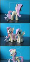 Fluttershy Custom G4 Pony by EmR0304