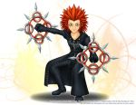 Kingdom Hearts - Axel by Kojichan