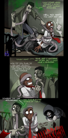 L4D - zombie appliance by IsisMasshiro