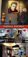 Exhibition - Gallery Garden by BenHeine