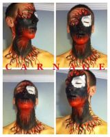 Different views of carnage by captainsarasparrow