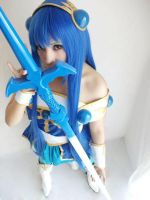 Umi Ryuuzaki Cosplay 2 by Zettai-Cosplay