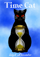 Time Cat Revisited by TerraTerraCotta
