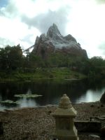 Everest at Animal Kingdom by Ave606