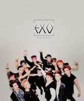 Exo Together by ajikaji