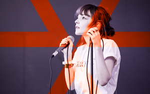 CHVRCHES - Recover Wallpaper by Kashinoga