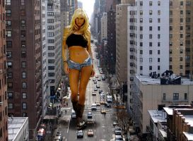 Giantess 2 by 1trough100