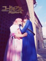 Code Geass - Kiss me by Chocoburu