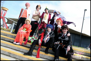 .:Ao No Exorcist ~ True Cross Academy:. by Rainbow-Dreams-Pro