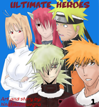 Ultimate Heroes crossover doujin 1 by hinataconsuegra