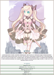 Pixiv Fantasia Journal Skin by double-rainbow-chan