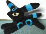 Shiny Umbreon Beanie Commission by LovingMissMuse