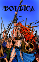 Boudica by Turin-the-Forsaken by Ahnirr