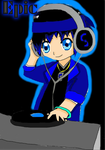 DJ Syd by DarkElements10