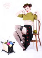 Angela Ryan By Miss Missy by missmissypinups