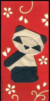 Little panda by ver-luisant