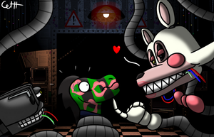 Five Nights Of Lipstick 2! by microdude87