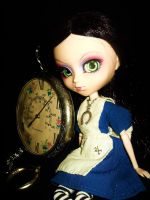 Alice Madness Returns Pullip Doll by LiryoVioleta