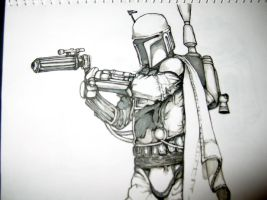 Boba Fett by PurpleINC