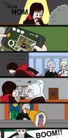 RWBY: Ozpins Obsession by PencilManners