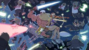 Eric the Epic by MikkelSommer
