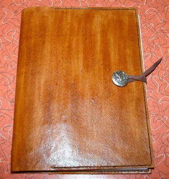 Basic Notebook Cover by opsidian