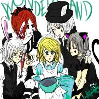 Wonderlsnd group by MAGlenMAG