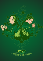 Dr.Jekyll And Mr.Hyde by profeseurbee