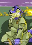 Fall of Jeran card - Neopets by shoomlah