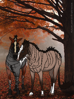 Rose and Frank Autumn by Melgal0228