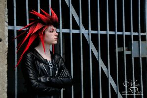 Axel - Remember Me by maverickdelta