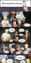 Daesung Just Farted by CSSVIP54