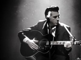johnny cash 2 by Goldenmoonmodel