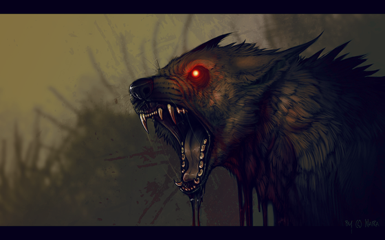 Rabies by LiLaiRa