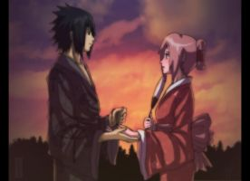 sasusaku: a gift for you by Nishi06