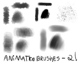 GIMP Animated Brushes - 2 by Filsd